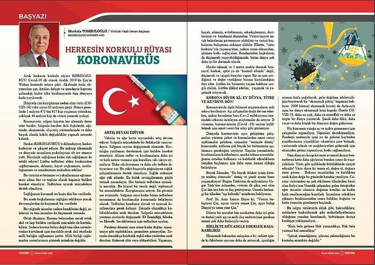 yörük türkmen dergisi
